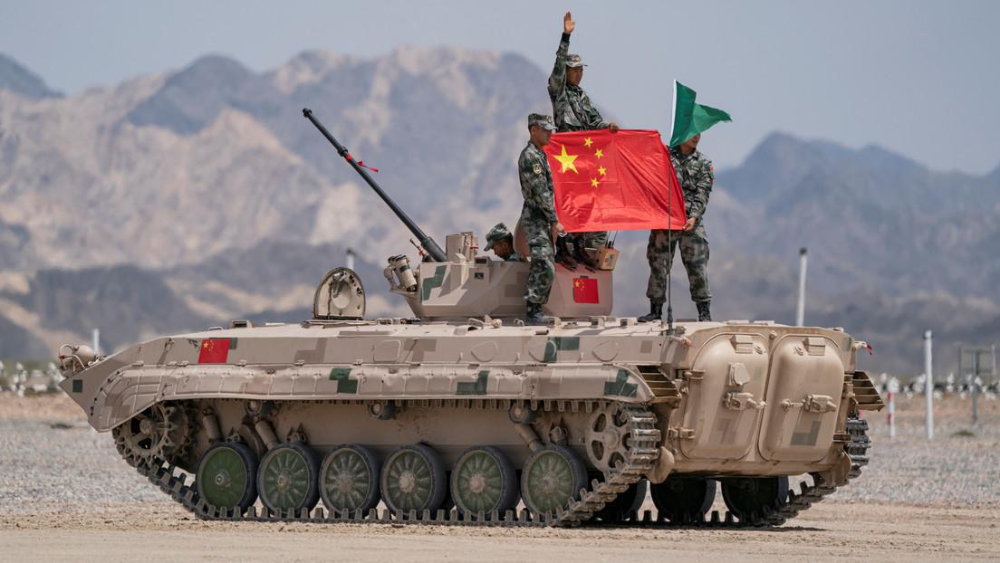VIDEO: China simula una batalla urbana con participación de tanques en ejercicios bélicos, en medio de tensiones con Taiwán