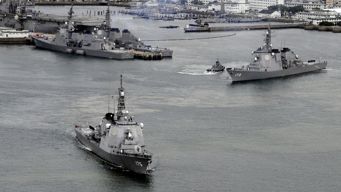Japón da luz verde a la construcción de dos buques de guerra equipados con radares Aegis y nuevos misiles con un mayor alcance