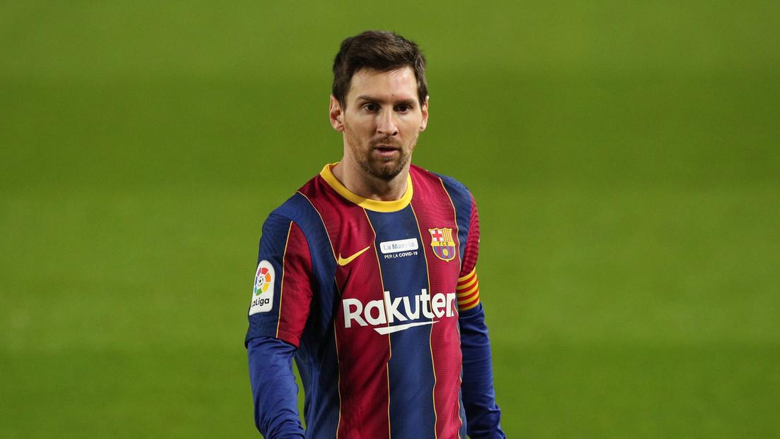 Messi iguala un récord que Pelé ha mantenido durante 46 años y el brasileño lo felicita