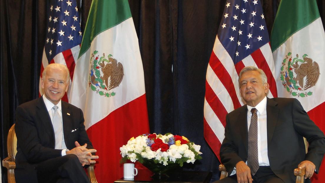 """López Obrador y Biden acuerdan trabajar en """"un nuevo enfoque"""" en cuestiones de migración"""
