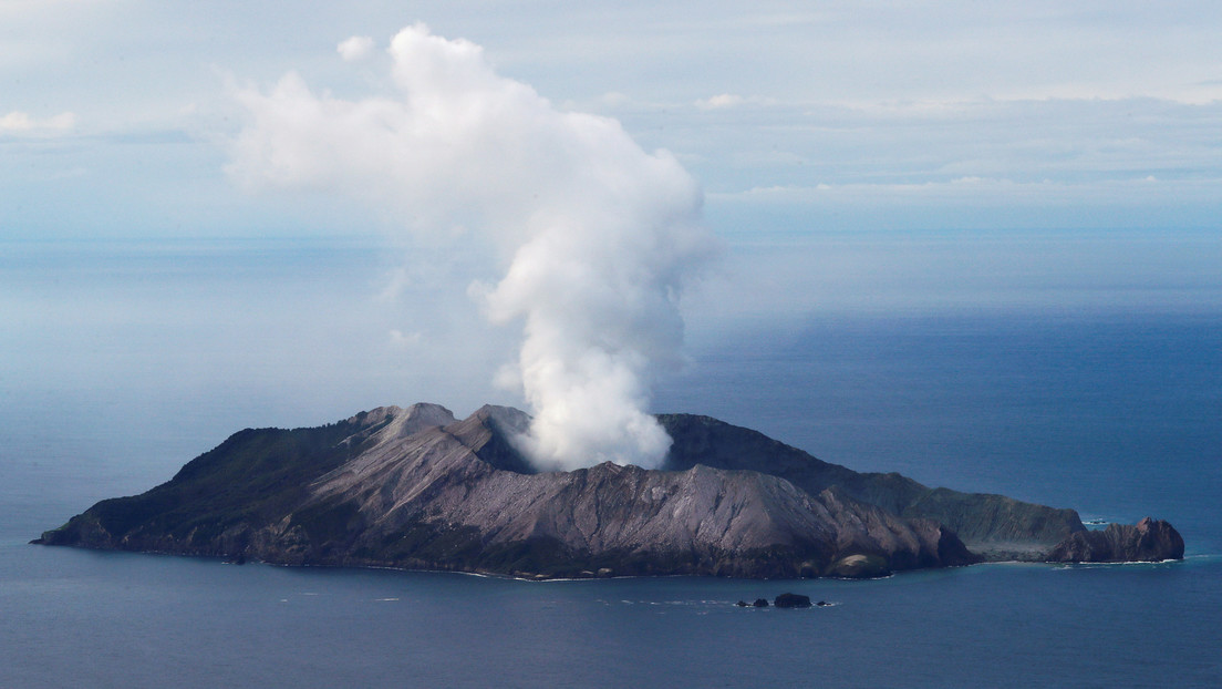 """Descubren el origen de un """"masivo campo volcánico"""" al este de Australia y en el fondo del mar de Tasmania"""