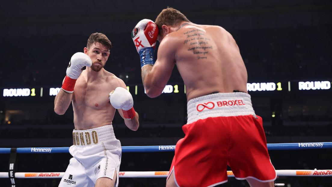 FOTO: La fuerte lesión de Callum Smith tras el combate contra 'Canelo' Álvarez en el que sufrió su primera derrota