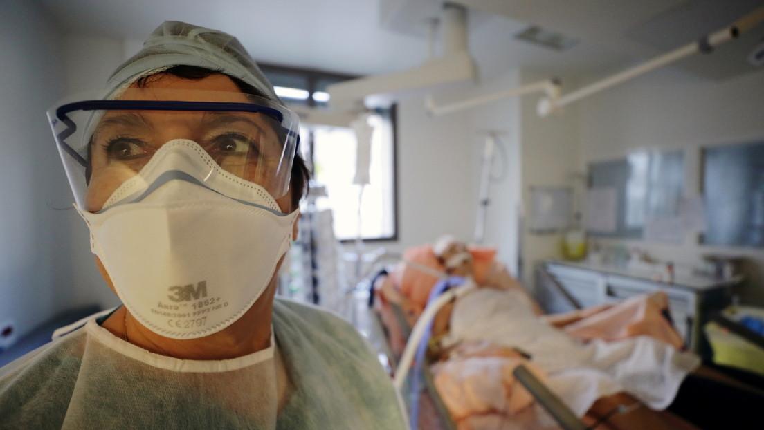 En Francia desarrollan un collar que podría eliminar el 93 % del coronavirus en el aire