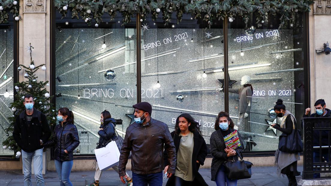 Las autoridades sanitarias europeas confirman que la nueva mutación de coronavirus es un 70 % más contagiosa
