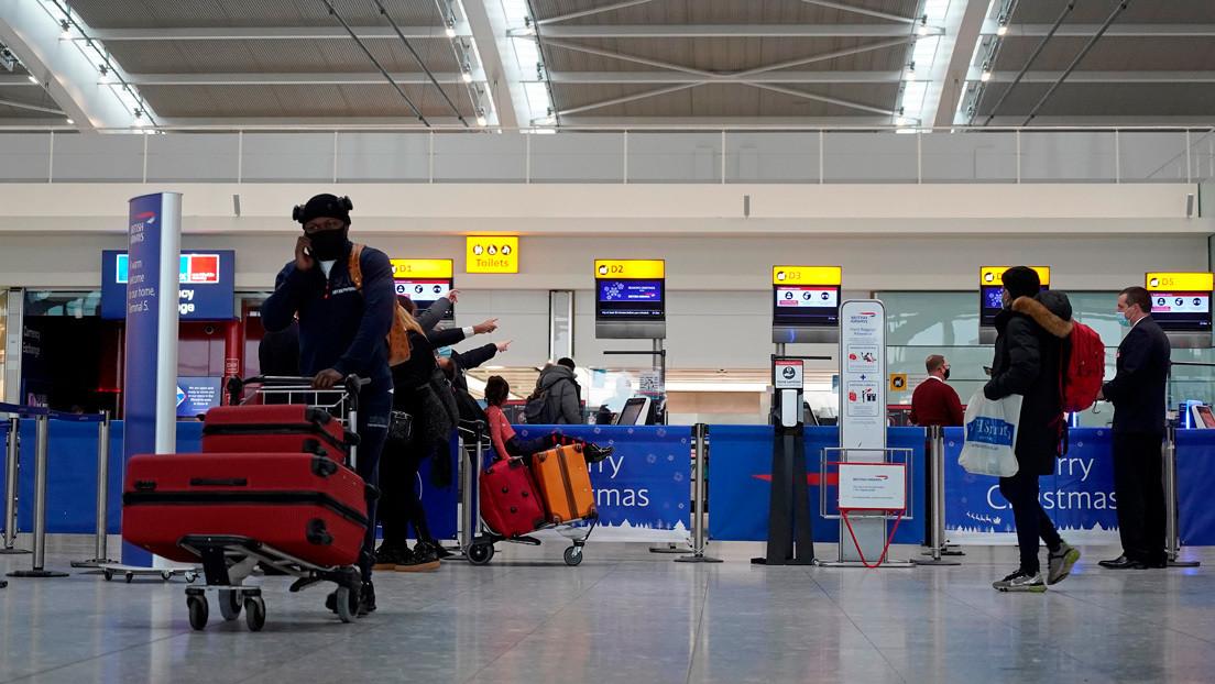 Rusia suspende los vuelos con Reino Unido