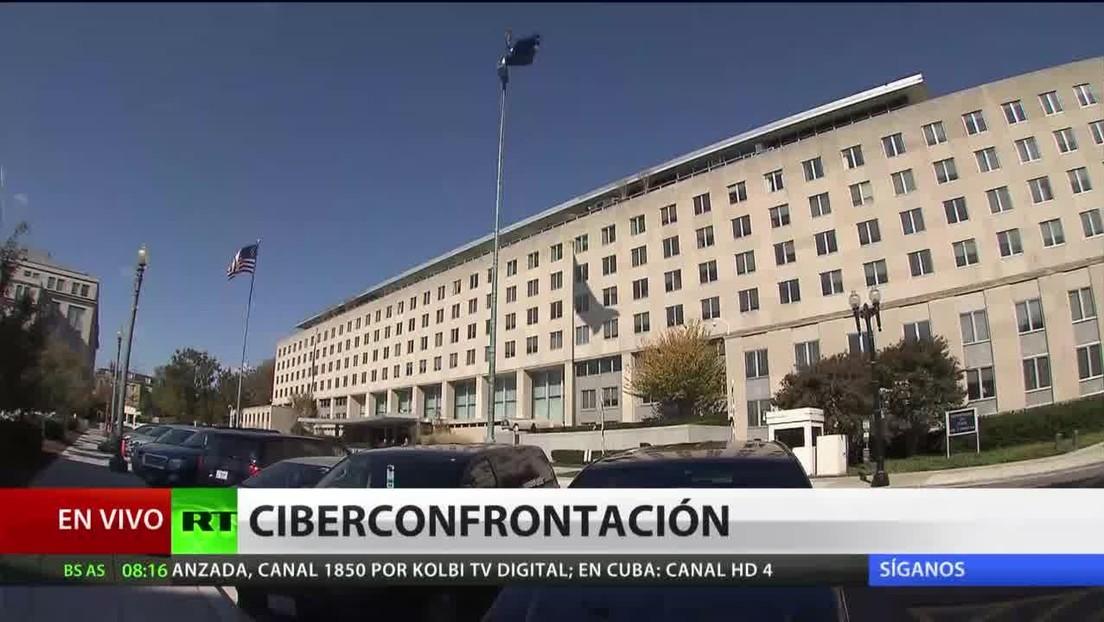 Moscú niega su participación en ciberataques contra EE.UU.