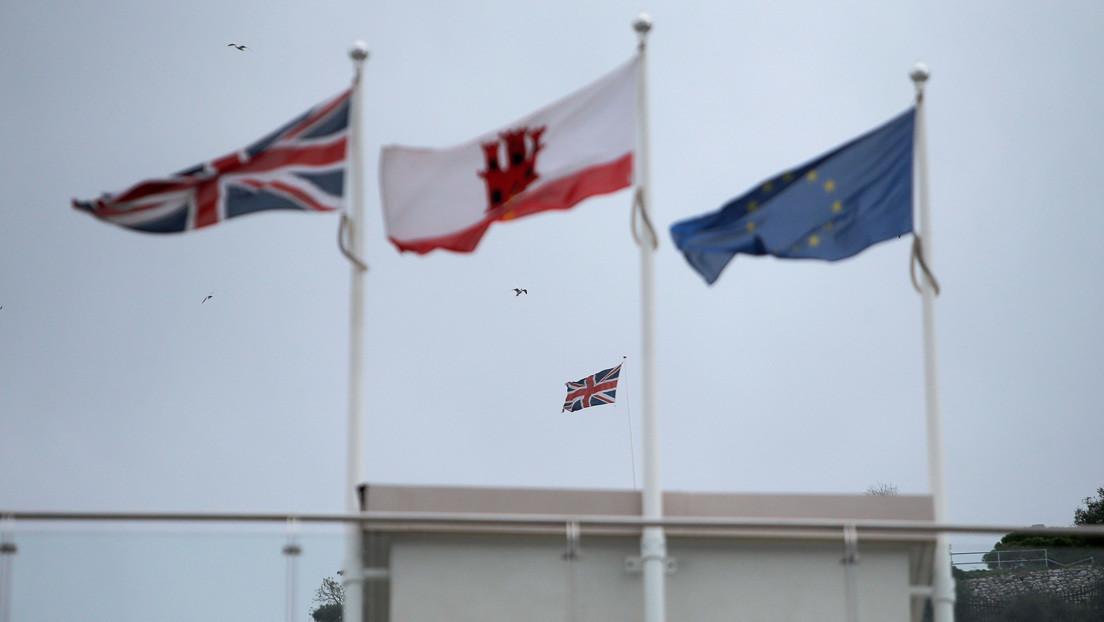 Reino Unido confirma que hay al menos un caso de la nueva cepa de coronavirus en Gibraltar