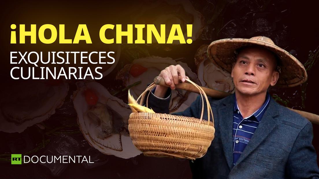 ¡Hola China! Exquisiteces culinarias