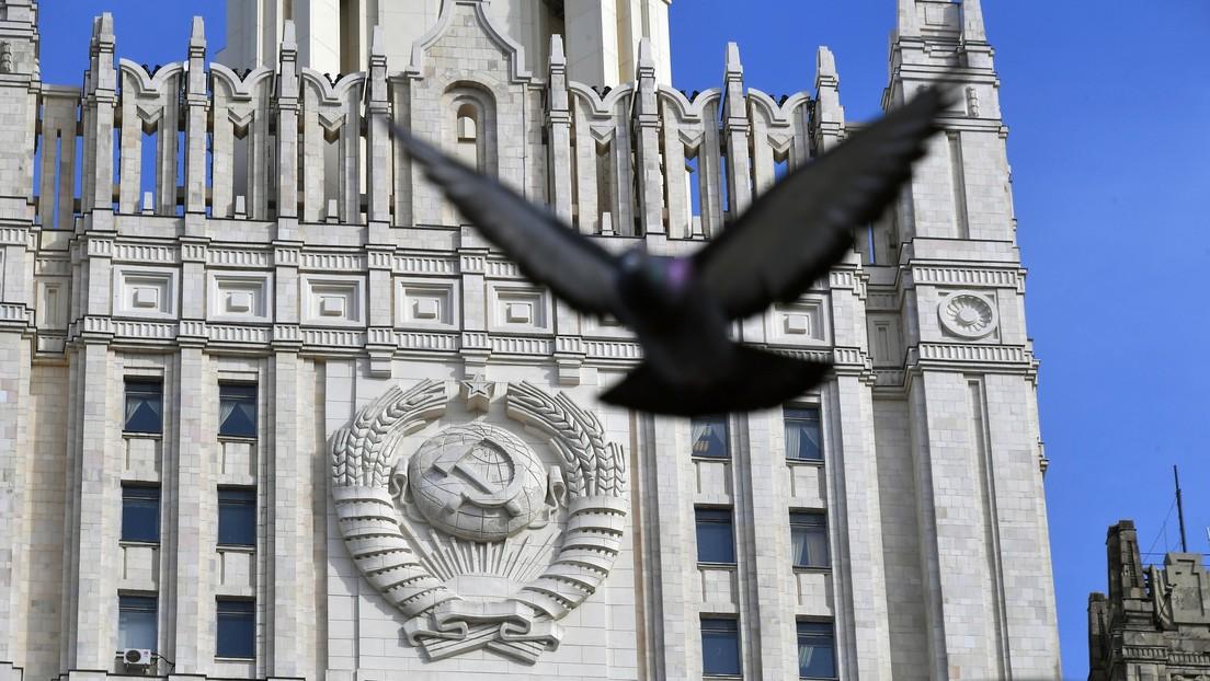 Moscú responde a las sanciones de la UE por el caso Navalny