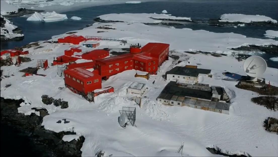 Detectan 36 casos de covid-19 en una base chilena en la Antártida