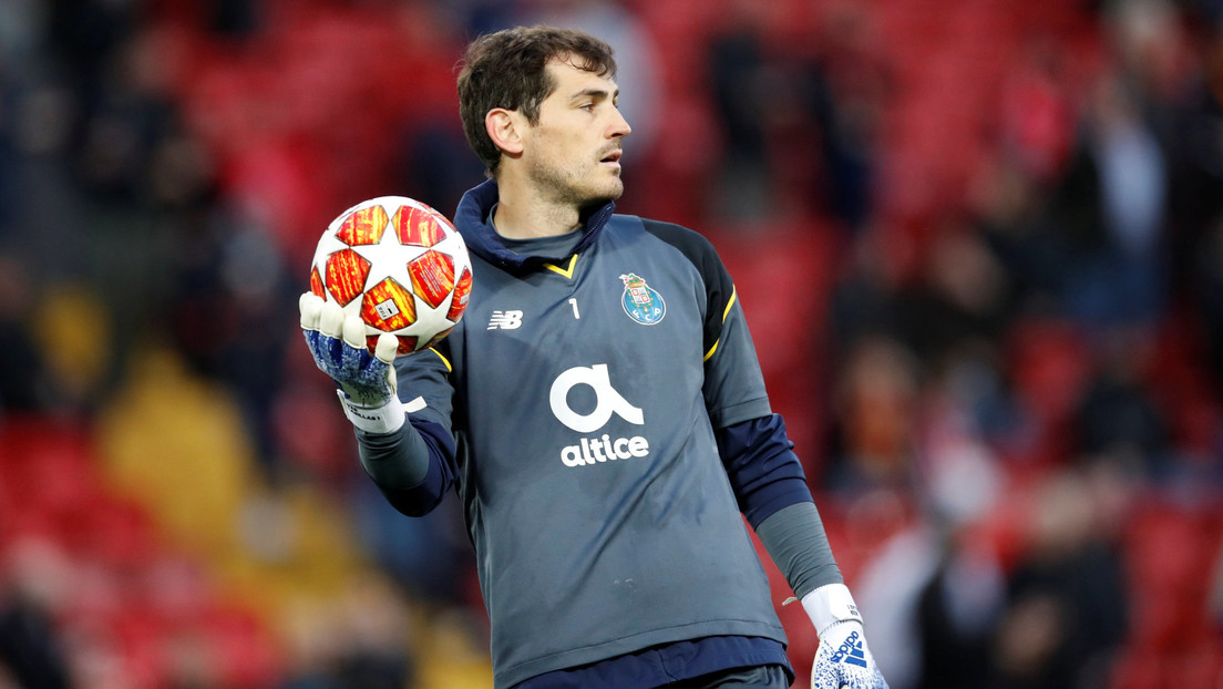 Iker Casillas se incorpora a la Fundación Real Madrid