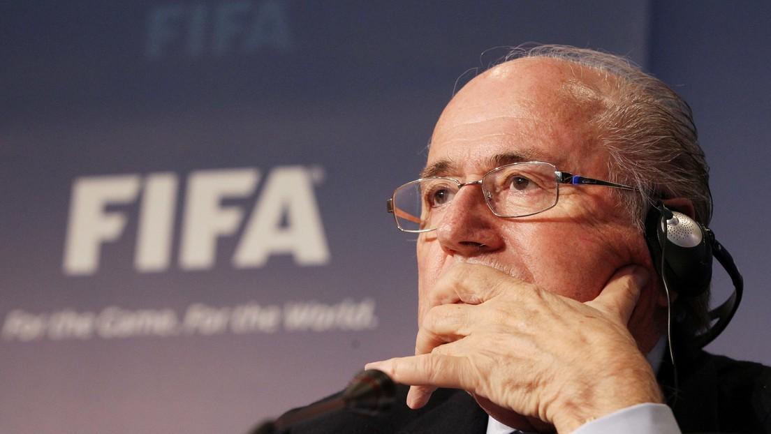 """La FIFA presenta una denuncia contra su expresidente Joseph Blatter por """"gestión delictiva"""" del museo de Zurich"""