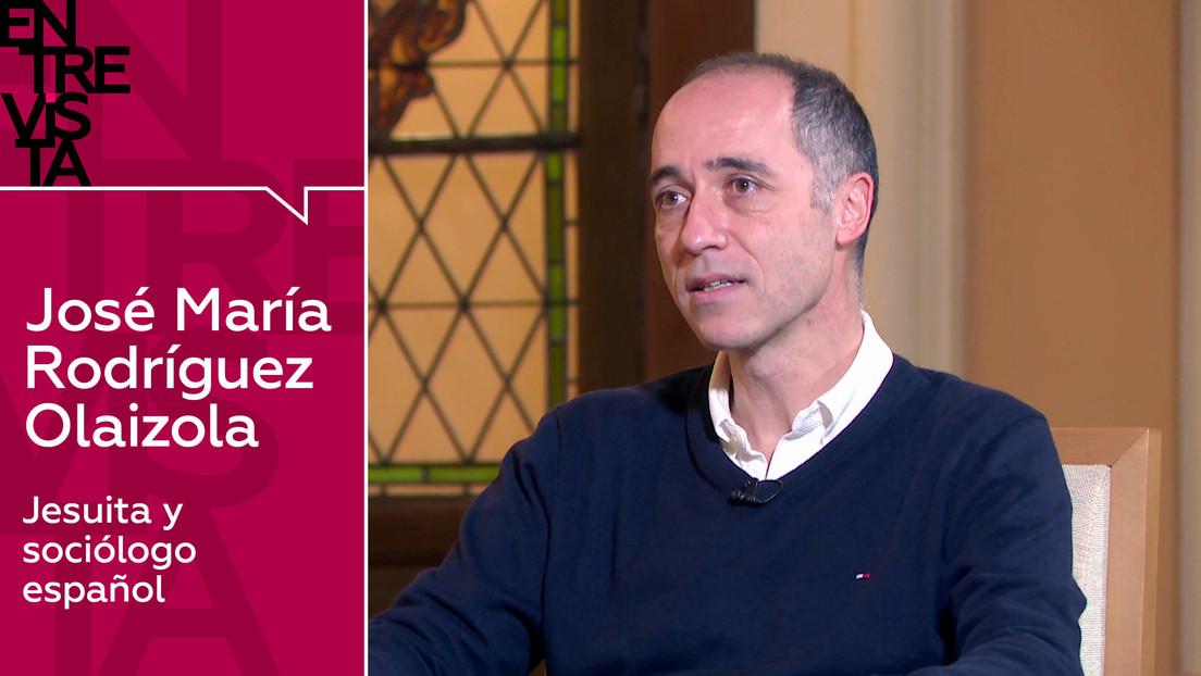 ¿Dónde está Dios en estos tiempos difíciles? ¿Cómo sanar la sensación de culpa?: Habla José María Rodríguez Olaizola, jesuita y sociólogo español