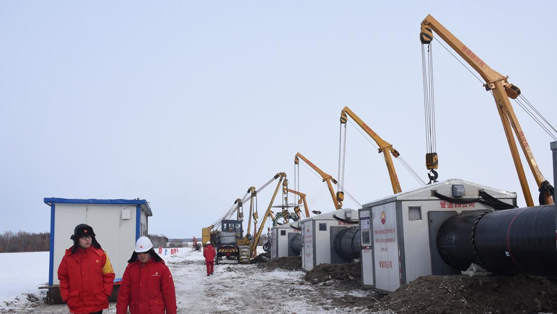 China encuentra un enorme yacimiento de gas natural