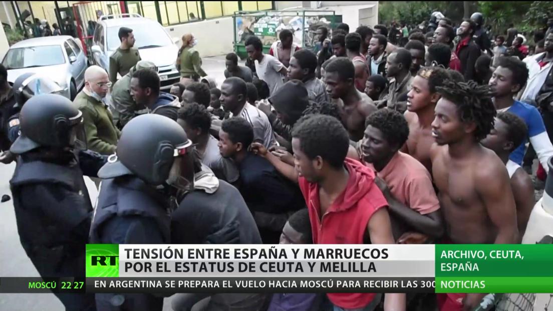 España responde a Marruecos tras sus declaraciones sobre el estatus de Ceuta y Melilla