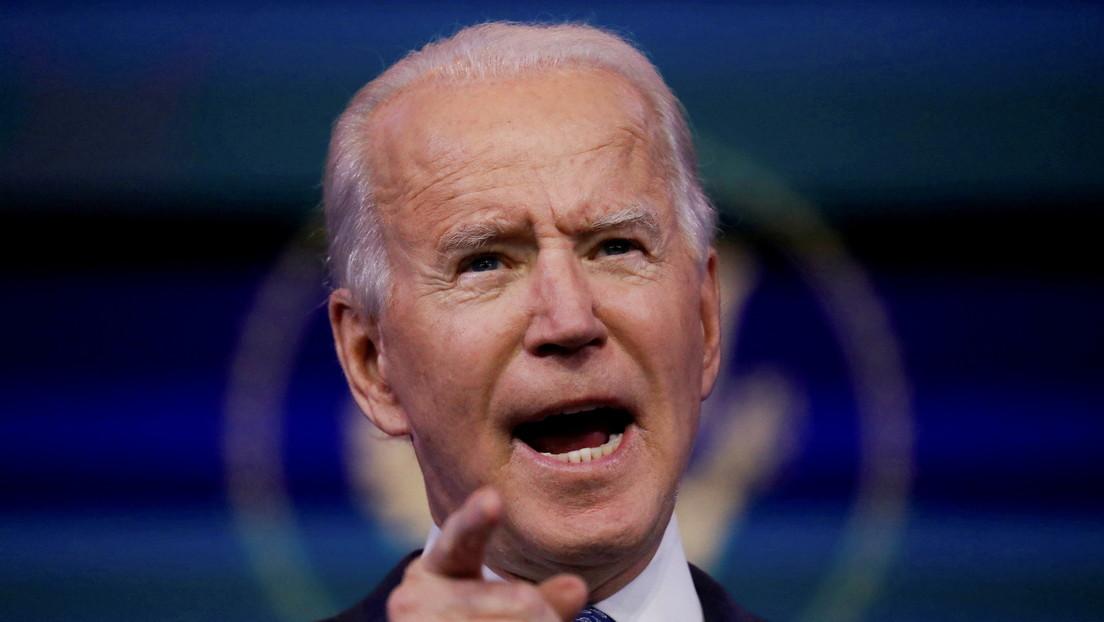 """Biden: """"No veo ninguna evidencia de que el ciberataque contra EE.UU. esté bajo control"""""""
