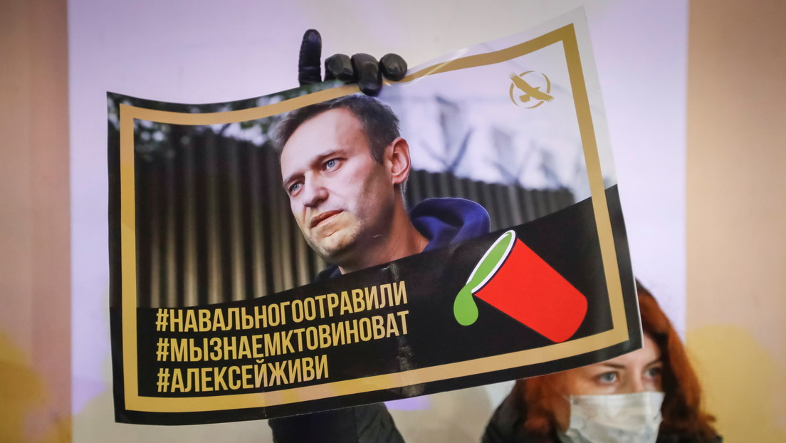 La revista The Lancet publica los detalles del tratamiento de Navalny