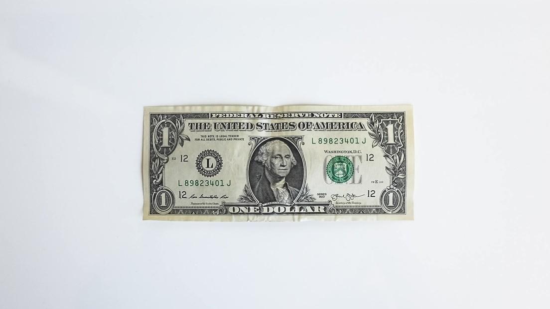 Experto en bolsa predice una estrepitosa caída del dólar en 2021