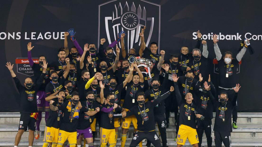 Tigres de México se proclaman vencedores de la Liga de Campeones de la Concacaf por primera vez en la historia