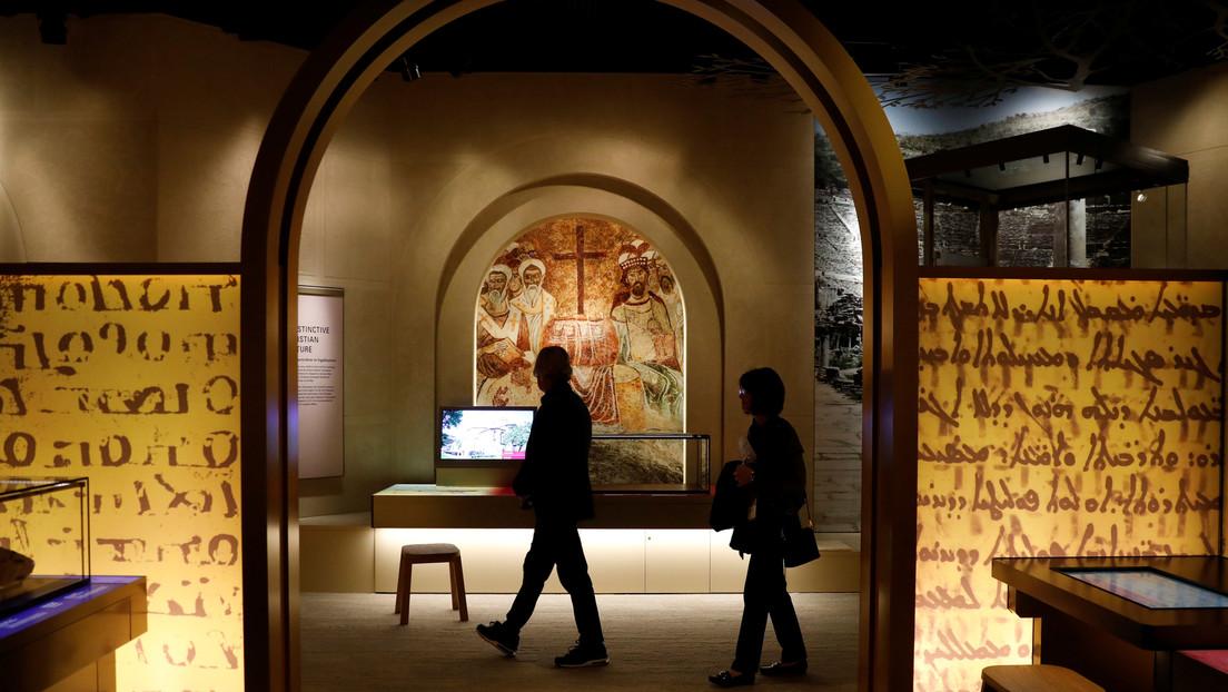 El Museo de la Biblia de Washington considera demandar a la alcaldesa tras ser cerrado debido a la pandemia
