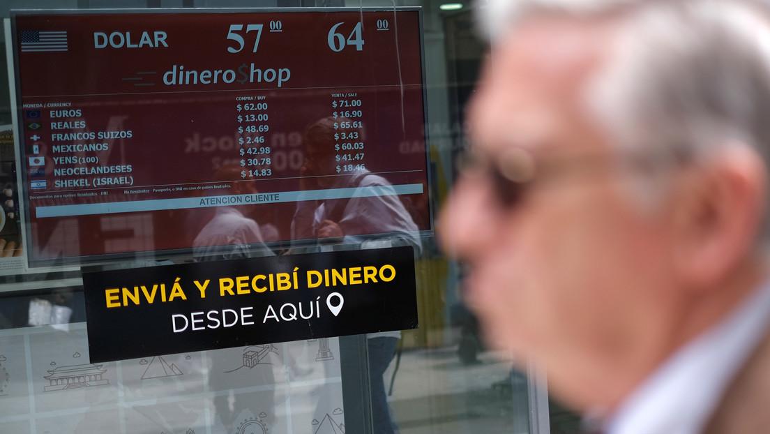 Fuga récord: los argentinos tienen más de 336.000 millones de dólares en cuentas en el extranjero