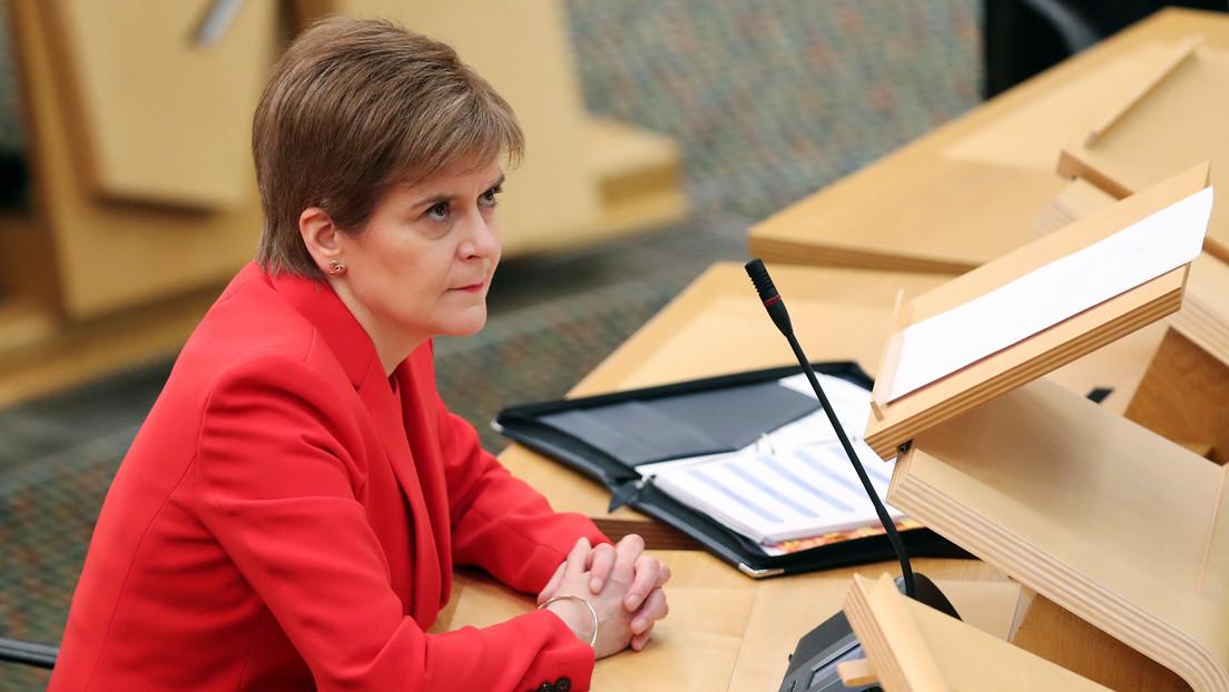 """La ministra principal de Escocia, sobre el Brexit: """"Es hora de trazar nuestro propio futuro como nación europea independiente"""""""