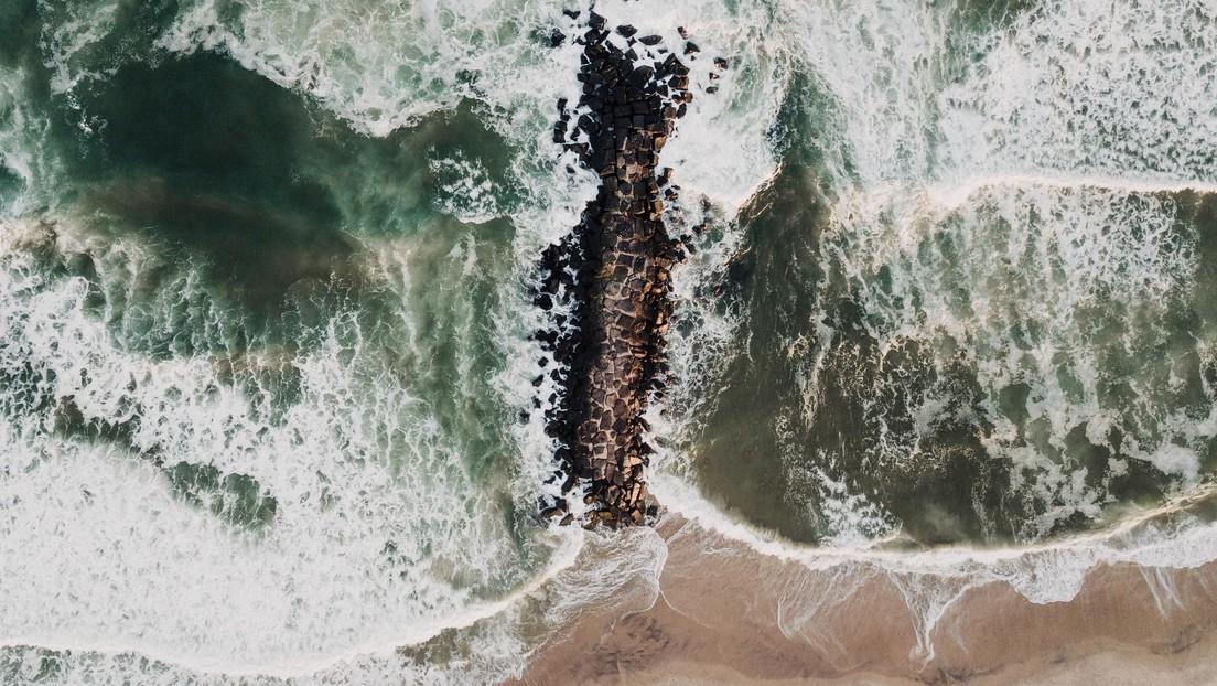 Hallan evidencia de un masivo tsunami que golpeó Oriente Medio en la prehistoria