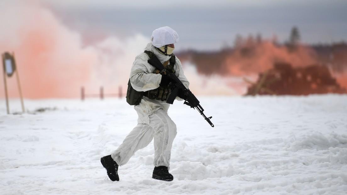 Rusia reabre un laboratorio de la época soviética donde se probaban armas para condiciones climáticas extremas