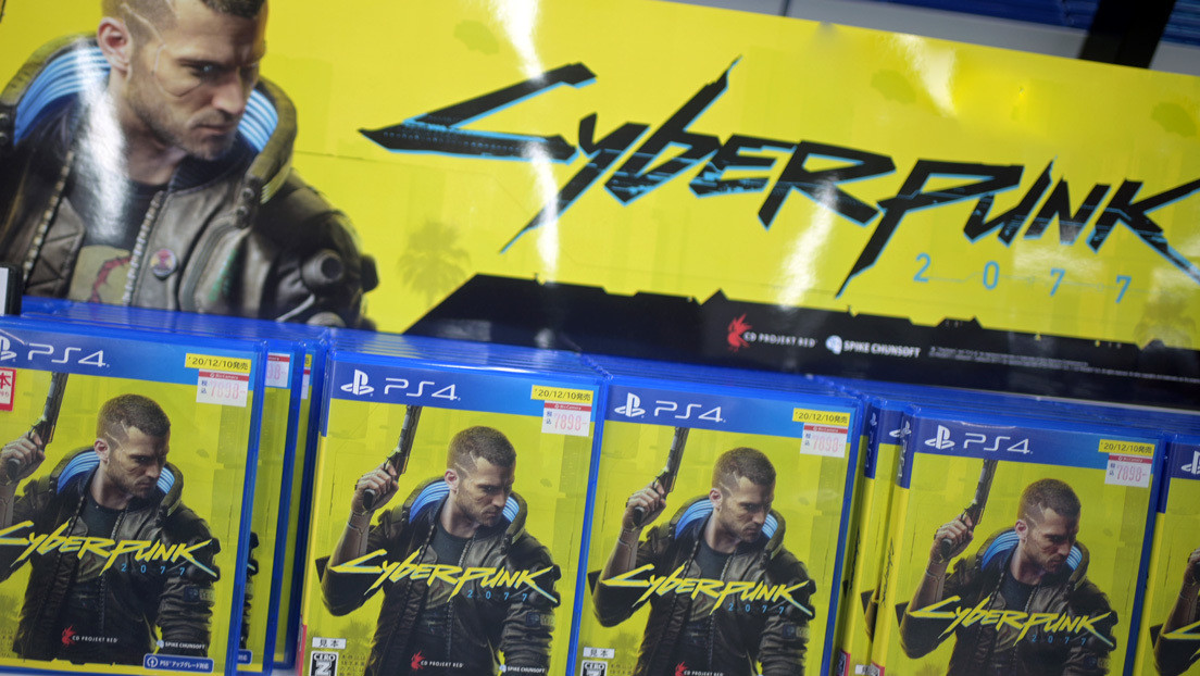 Nintendo Switch Lite: Fanático crea edición especial inspirada en Cyberpunk 2077
