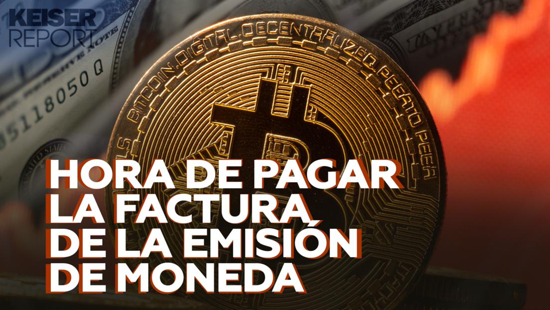 """""""Las divisas digitales nos permitirían evitar el sistema financiero actual"""""""