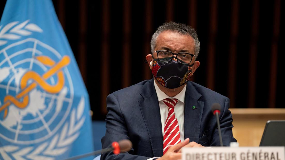 """""""No será la última"""": La OMS llama a los países a aprender de los errores cometidos en la pandemia de covid-19"""