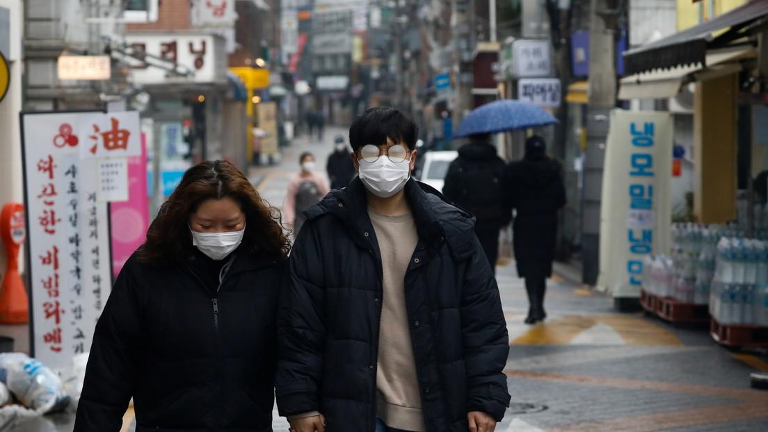 Detectan la variante británica del coronavirus en Corea del Sur