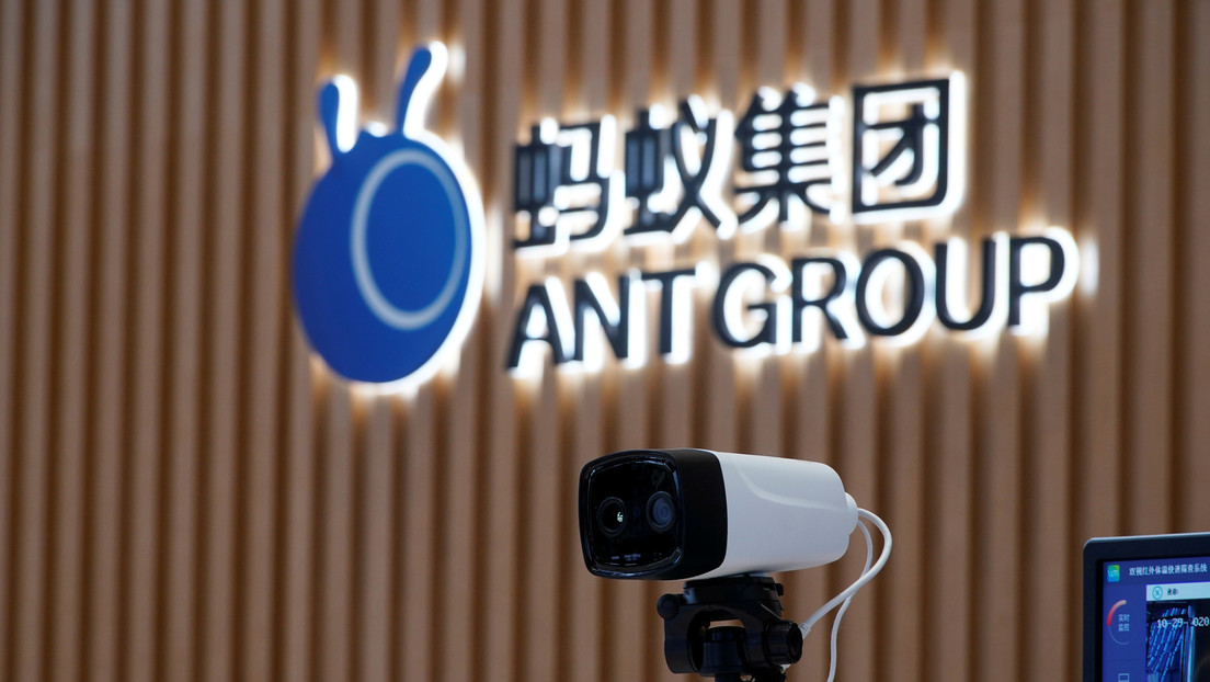 "China urges Jack Ma a Ant Group ""go back to your roots"", after accusing it of profiting from its dominant position in the market"