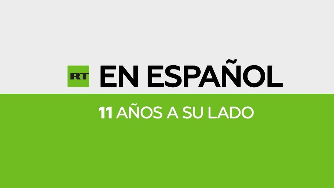 RT en Español: 11 años a su lado