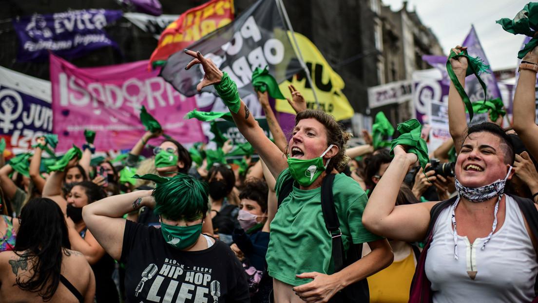Argentina a la espera de una sesión a pura incertidumbre en el Senado por la legalización del aborto