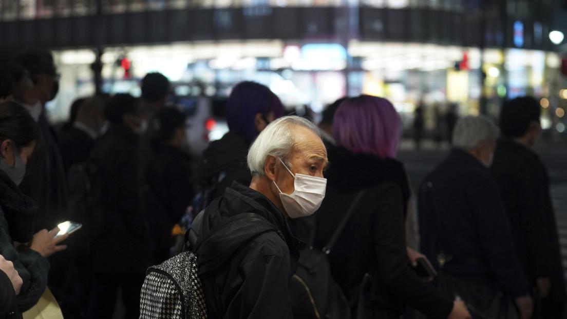 Japón detecta al primer infectado con la nueva cepa del covid-19 identificada en Sudáfrica