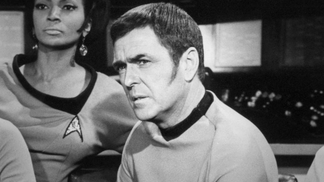 Revelan que las cenizas del ingeniero Scotty de 'Star Trek' ingresaron ilegalmente a la EEI hace 12 años y se encuentran allí sin que nadie lo sepa