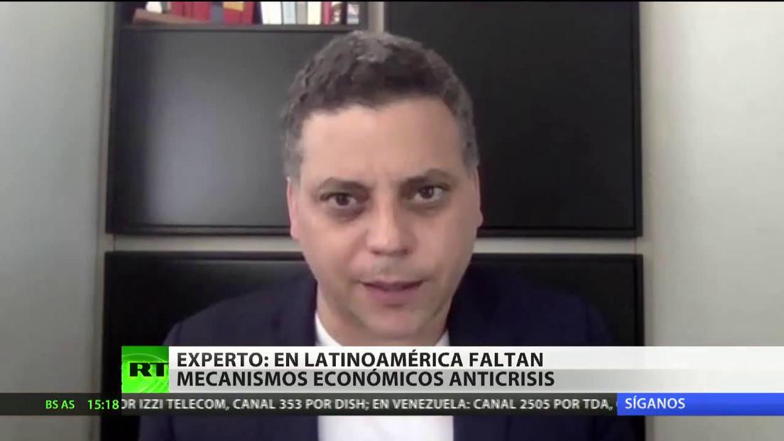 Economías latinoamericanas, en contracción en medio de la pandemia