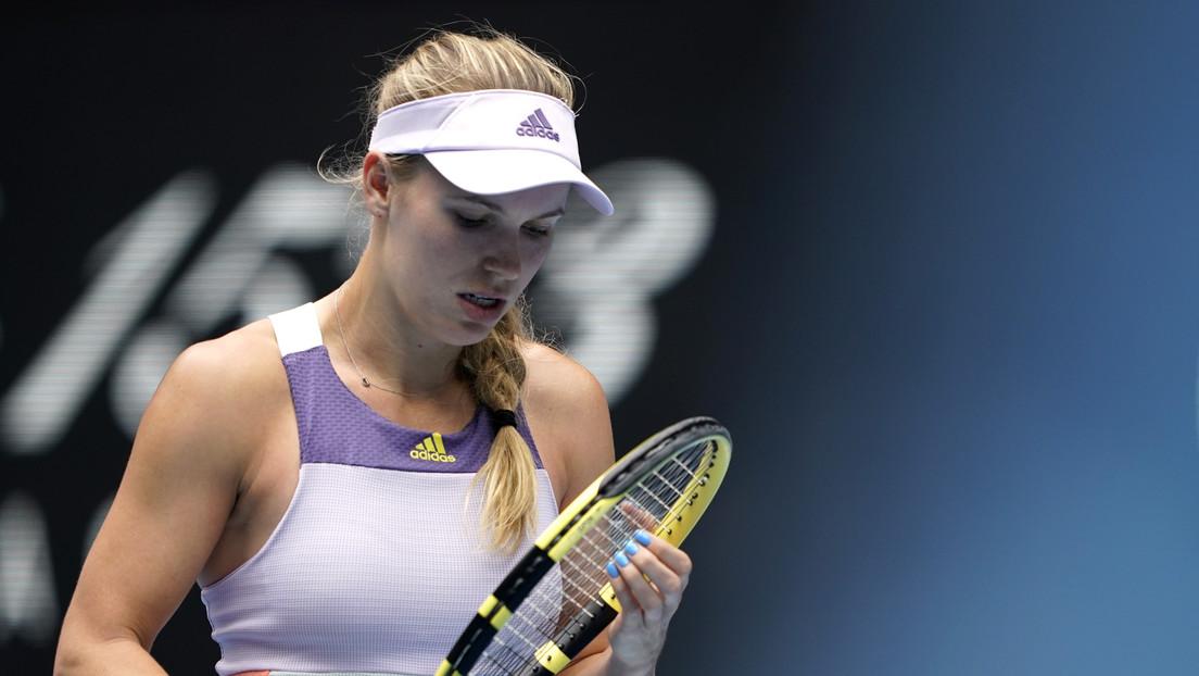 La exnúmero uno del tenis Caroline Wozniacki habla de la odisea que enfrentó con la enfermedad que puso fin a su prolífica carrera