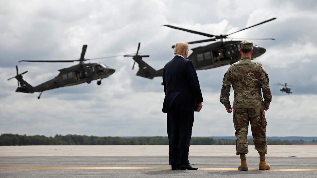 La Cámara de Representantes de EE.UU. anula el veto de Trump al proyecto de la ley de presupuesto de Defensa