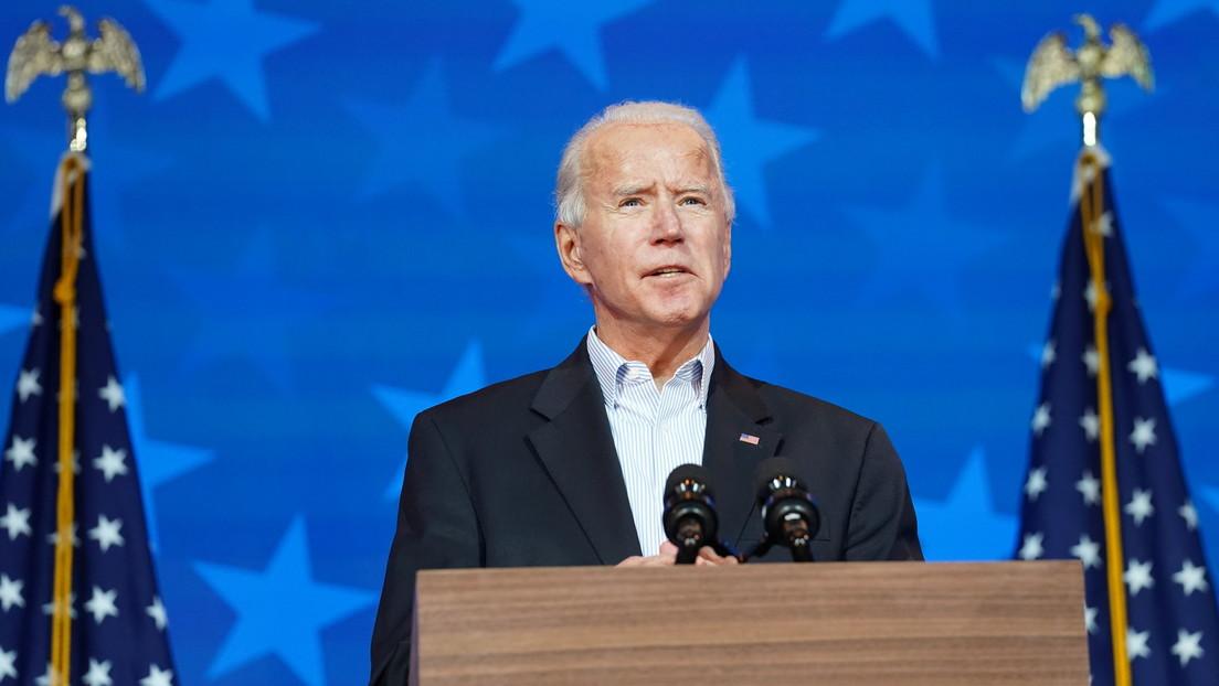 """Biden acusa al Gobierno de Trump de poner """"obstáculos"""" al proceso de transferencia de poder, pero el Pentágono lo niega"""