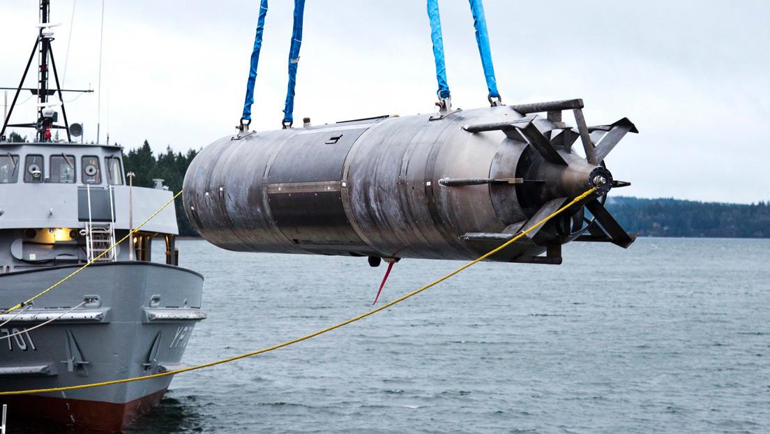 """La Armada de EE.UU. encarga un """"gran dron subacuático"""" desplegable desde submarinos nucleares"""