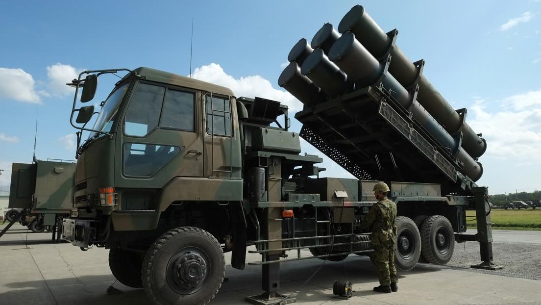 Reportan que Japón desarrolla el misil de mayor alcance de sus Fuerzas Armadas