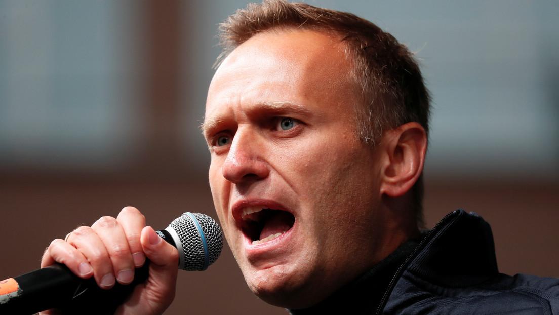"""Navalny enfrenta un nuevo caso penal por el presunto uso para """"fines personales"""" de 4,8 millones de dólares donados a sus fundaciones"""