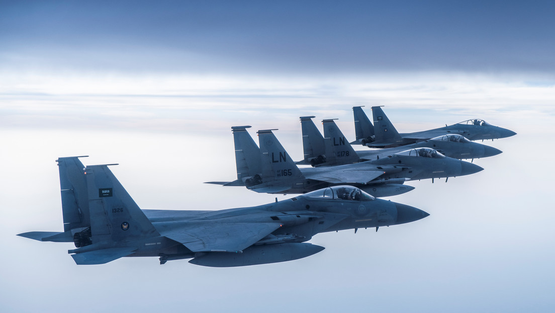 EE.UU. aprueba la posible venta a Riad de 3.000 bombas por valor de 290 millones de dólares