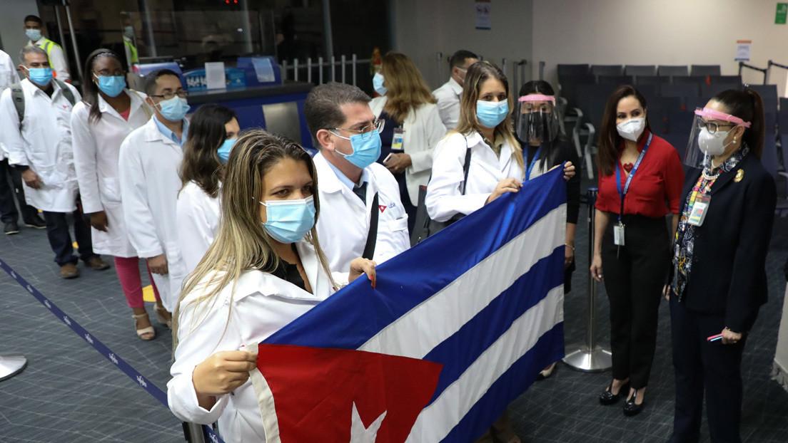 ¿Qué diferencia a la medicina cubana? Así es el Contingente Henry Reeve, desplegado en 40 países para luchar contra la pandemia