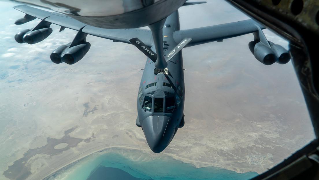 EE.UU. envía 2 bombarderos estratégicos a Oriente Medio en lo que sería una advertencia a Irán