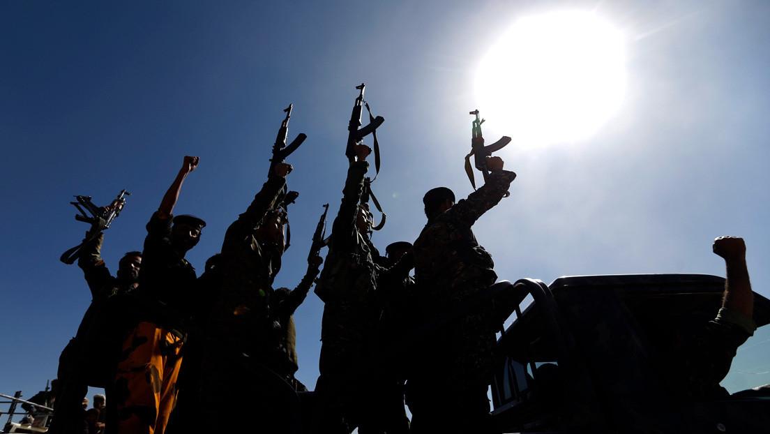 Coalición liderada por Arabia Saudita anuncia que un dron de los hutíes fue derribado cerca del palacio presidencial de Yemen