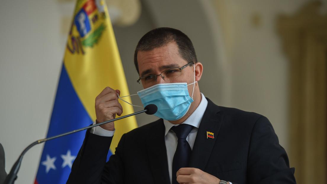 """Venezuela considera """"insólito"""" que EE.UU. sancione a una jueza y un fiscal por condenar a seis exejecutivos de Citgo"""