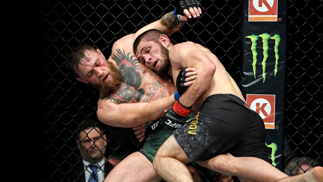 El presidente de la UFC revela que aún espera otro combate entre Khabib y McGregor